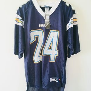 NWT! NFL San Diego Chargers Ryan Mathews Jersey